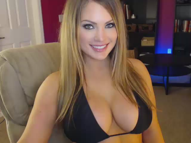 Huge tits webcam just